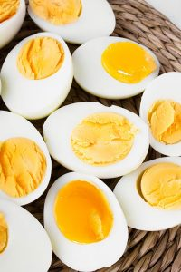 Instant Pot Eggs – Hard Boiled and Soft Boiled