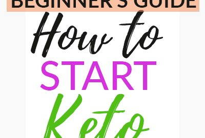 How to start the ketogenic diet - a comprehensive guide for beginners with list of foods to eat and tips on how to stay on track.