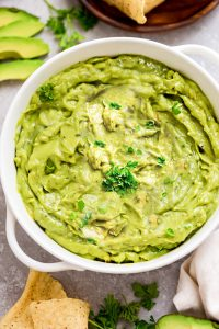 Low Carb Guacamole