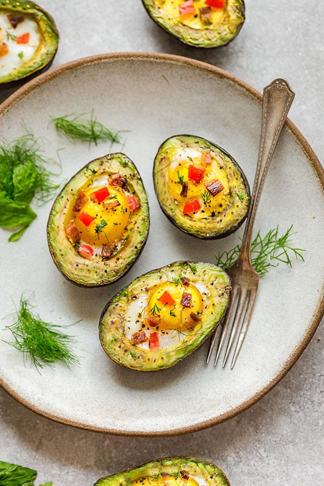 Keto Baked Avocado Recipes