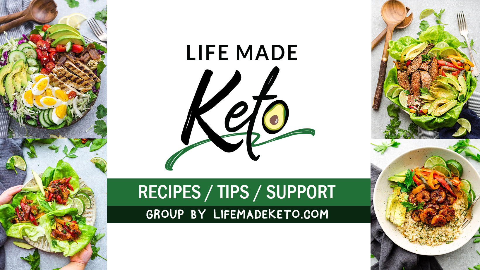 Join our Facebook community for support, tips & recipes